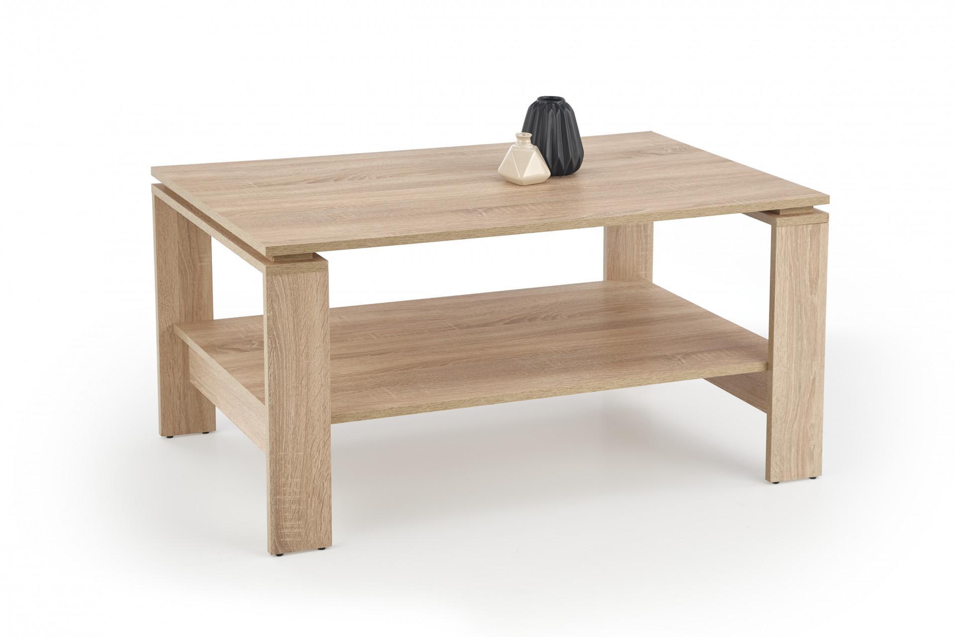 Halmar Konferenční stolek Andrea dub sonoma