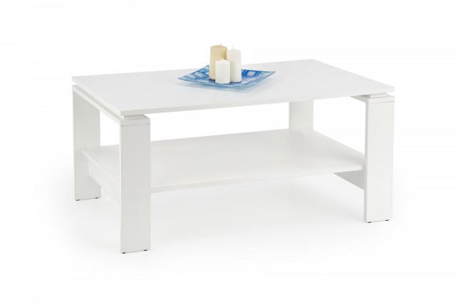 Konferenční stolek Andrea bílý