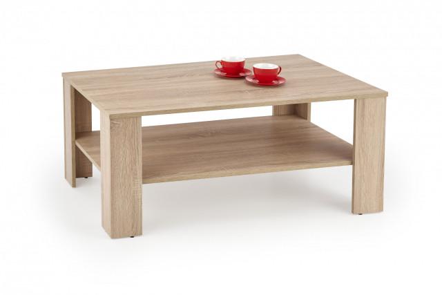 Konferenční stolek Kwadro dub sonoma
