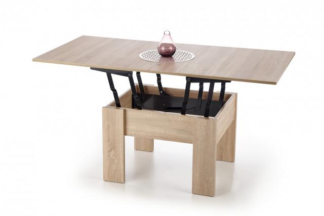 Konferenční stolek Serafin dub sonoma