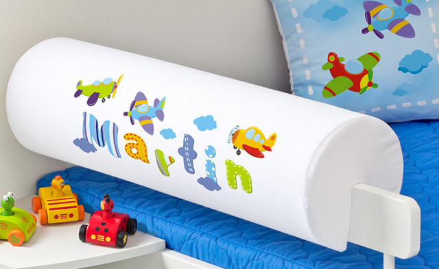Chránič na postel se jménem - Letadla
