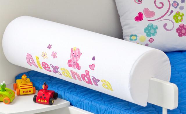 Chránič na postel se jménem - Baby Pink