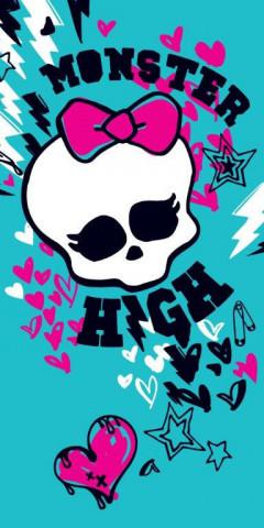 Dětská osuška Monster High II