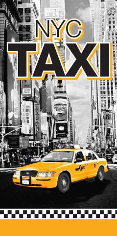 Dětská osuška Taxi NYC
