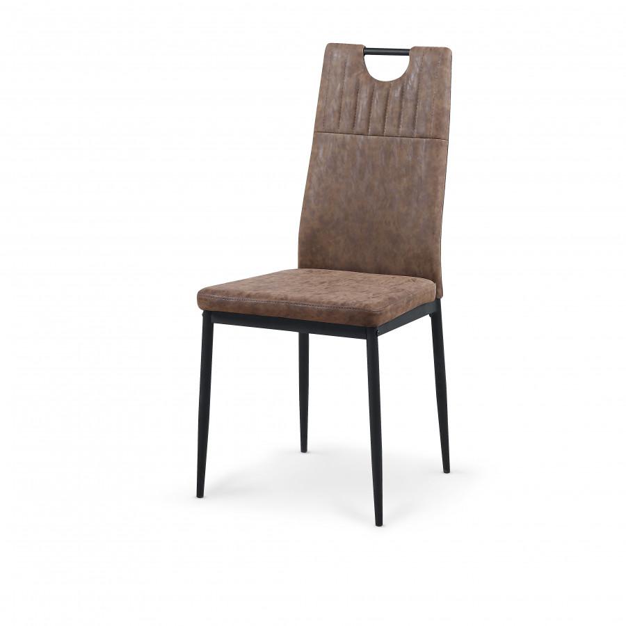 Halmar Jídelní židle K-275 černá