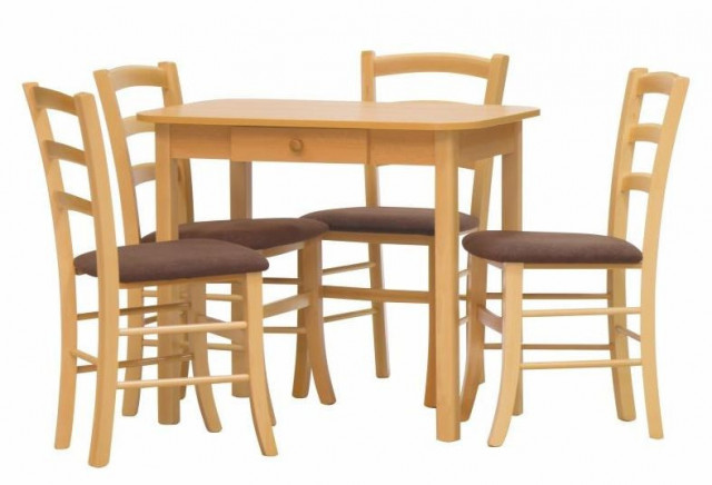 Jídelní židle Paysane č.4