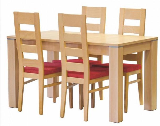 Jídelní židle Falco zakázkové provedení č.3