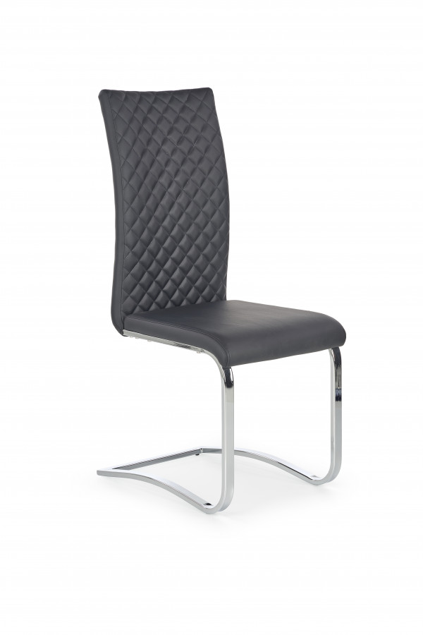 Halmar Jídelní židle K-293 černá