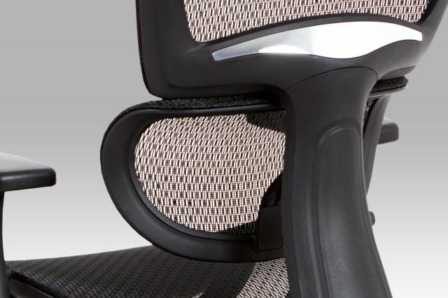 Kancelářská židle KA-A188 BK č.6