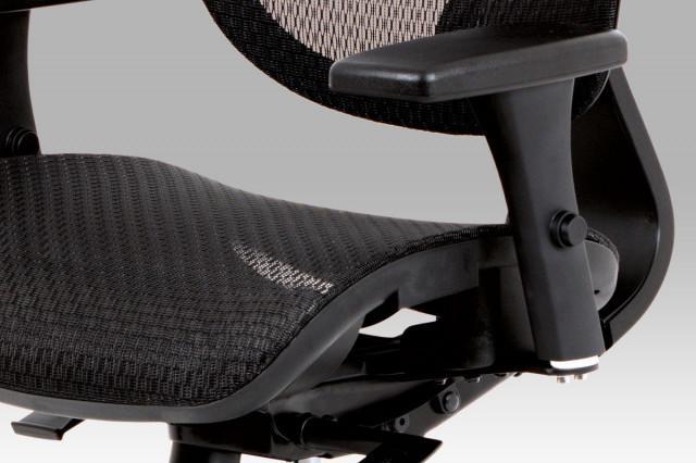 Kancelářská židle KA-A188 BK č.8