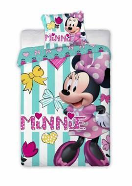 Dětské povlečení Minnie Mouse 084