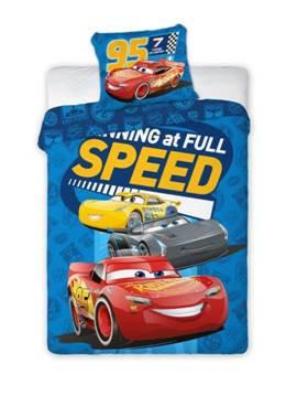 Forclaire Dětské povlečení Auta-Cars 3