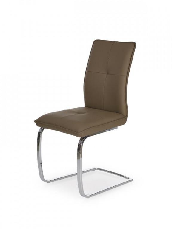 Jídelní židle K-252, cappucino