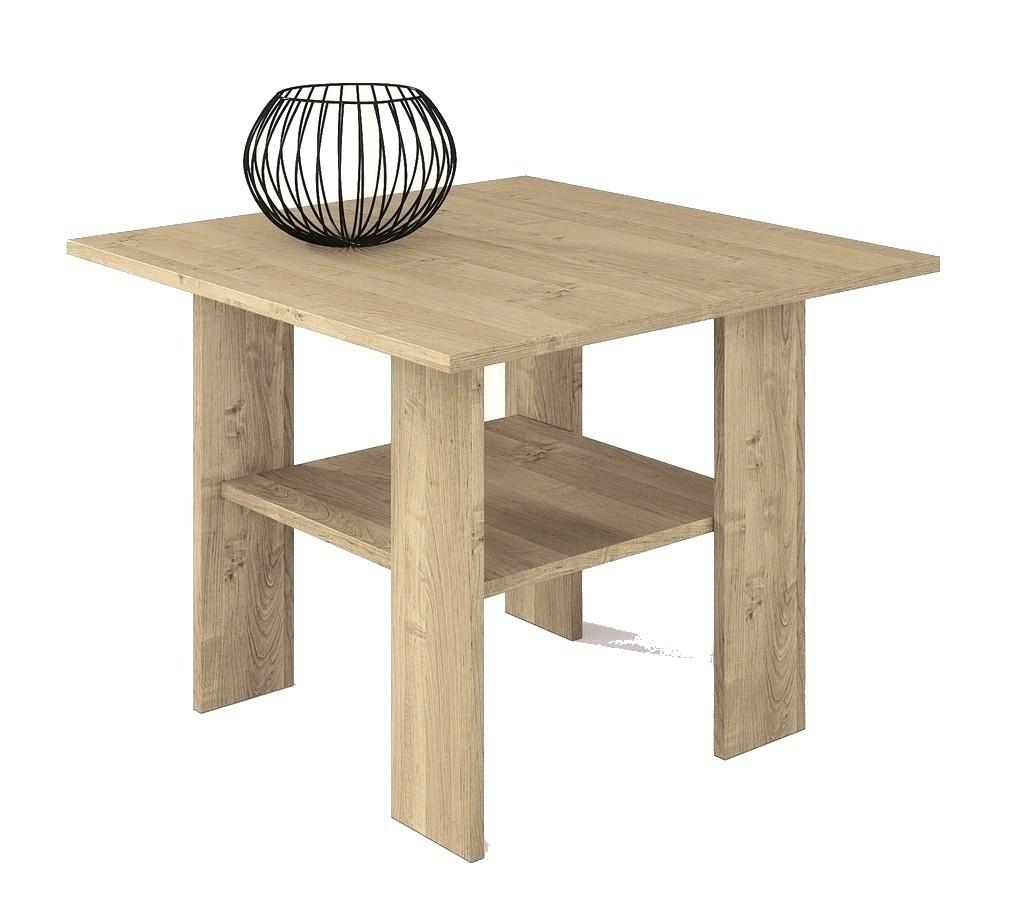Casarredo Konferenční stolek AGA H50 dub sonoma