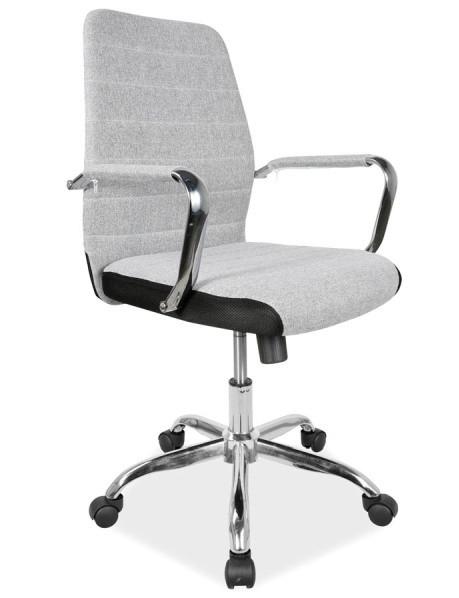 Casarredo Kancelářská židle Q-M3 šedá