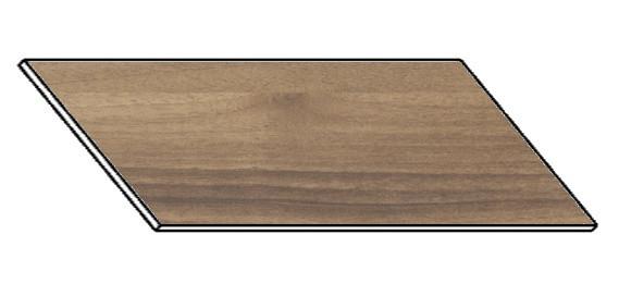 Casarredo Kuchyňská pracovní deska 160 cm ořech ontario