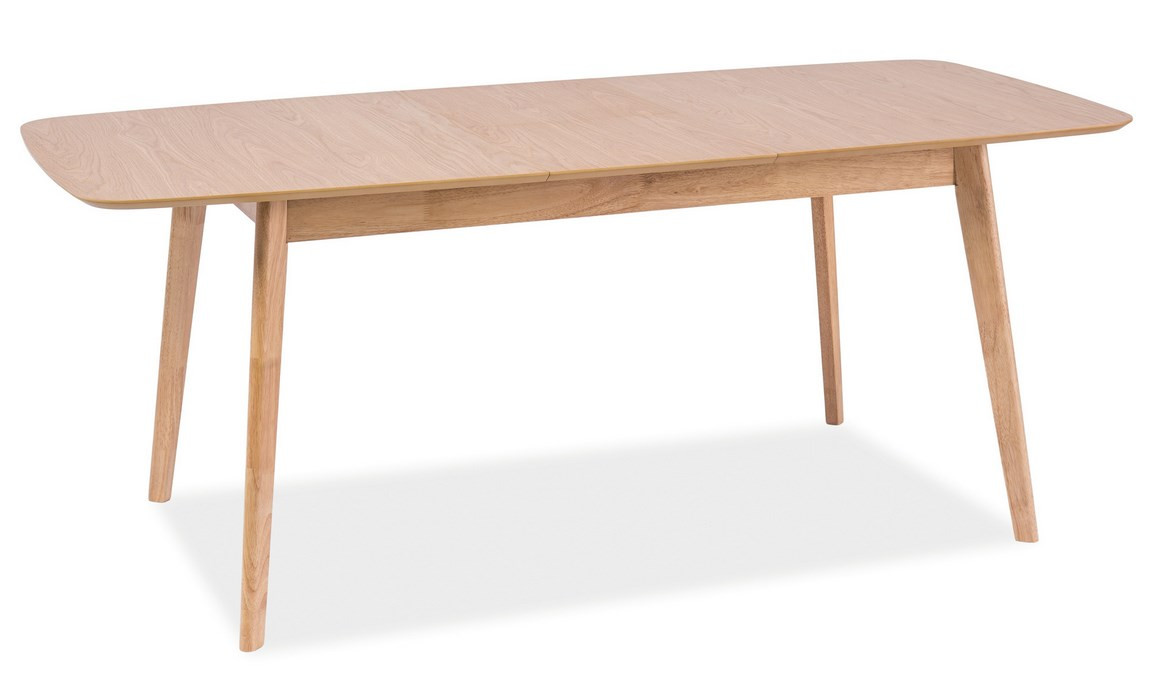 Casarredo Jídelní stůl rozkládací FELICIO dub 120