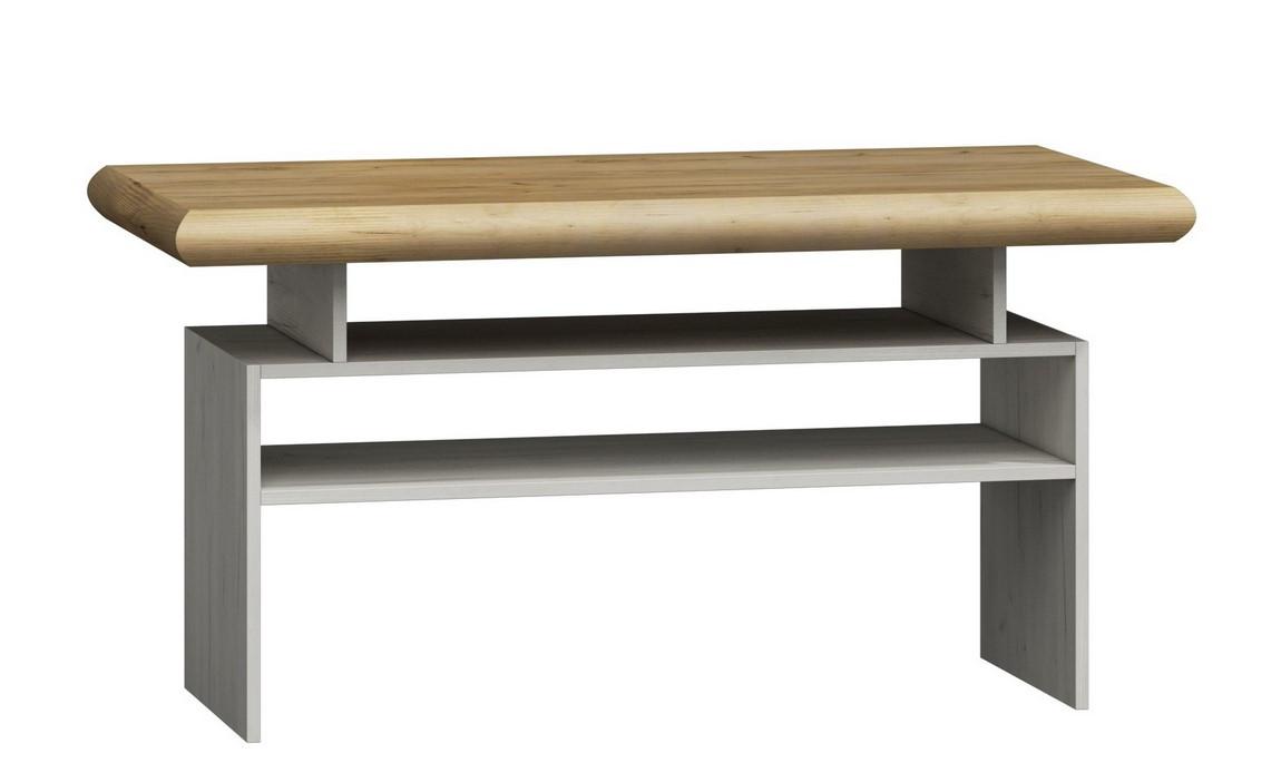 Casarredo Konferenční stolek KORA K13 divoký dub/bílá