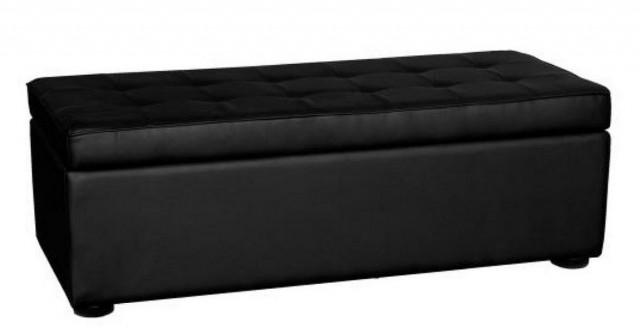 Lavice - úložný prostor FRODO černá