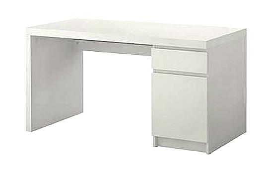 Casarredo Psací stůl VALKE bílý