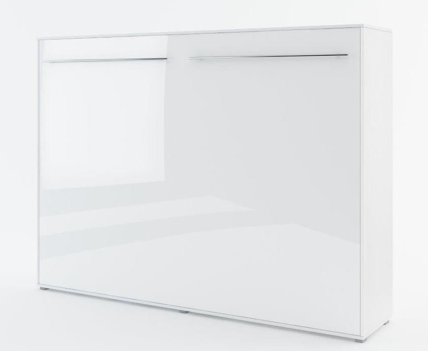 Casarredo Výklopná postel 90 CONCEPT PRO CP-06P bílá lesk/bílá mat