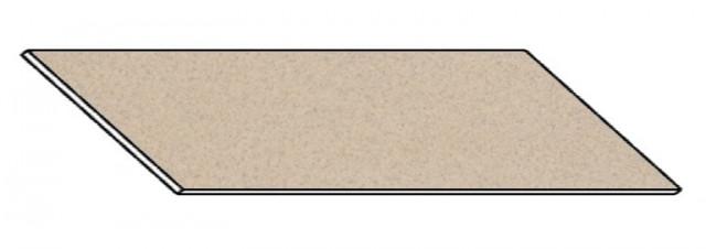 Kuchyňská pracovní deska Petra 330 cm - béžová