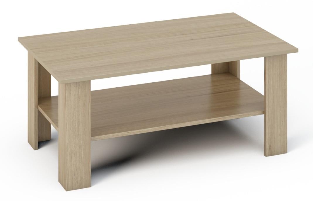 Casarredo Konferenční stolek AMSTERDAM sonoma