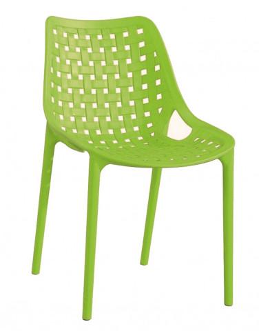 Jídelní židle TERY zelená