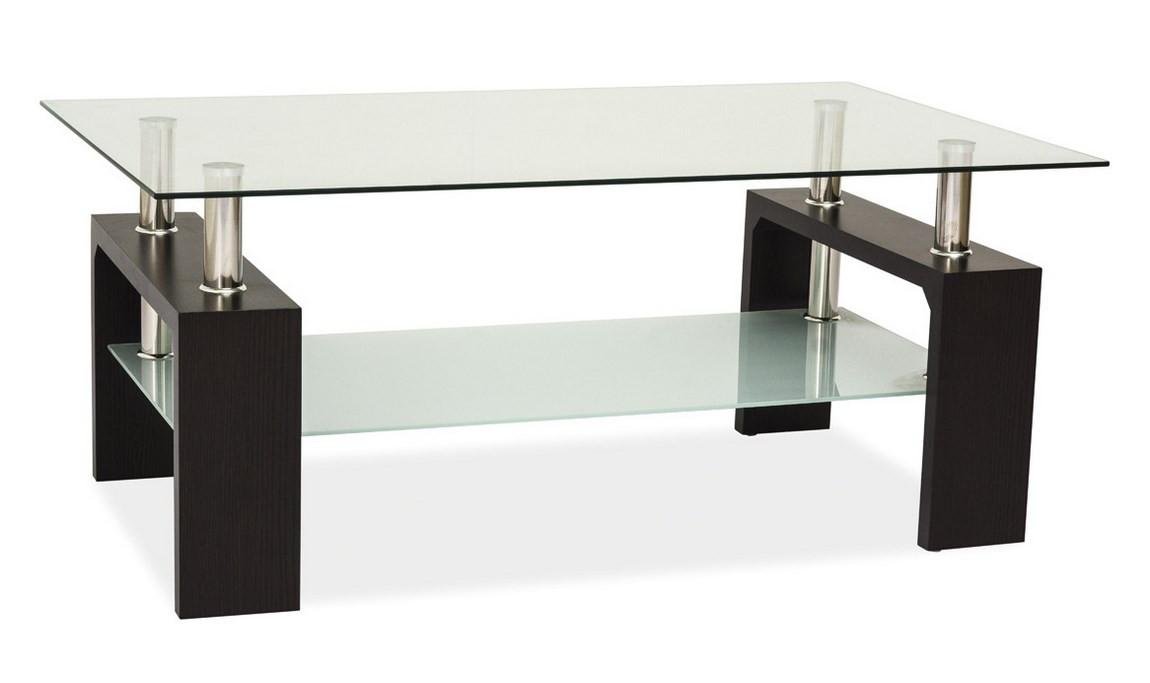 Casarredo Konferenční stolek LISA BASIC II - wenge