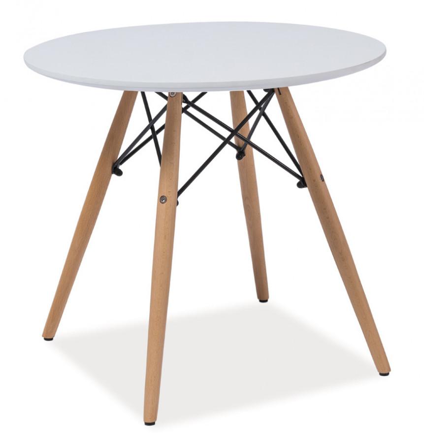 Casarredo Jídelní stůl kulatý SOHO 90