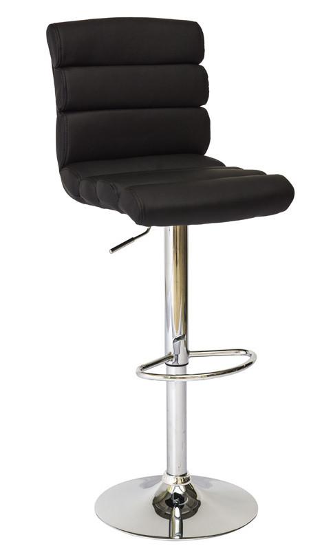 Casarredo Barová židle KROKUS C-617 černá