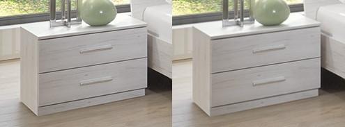 Casarredo Noční stolek (2 ks ) 698 SUSAN