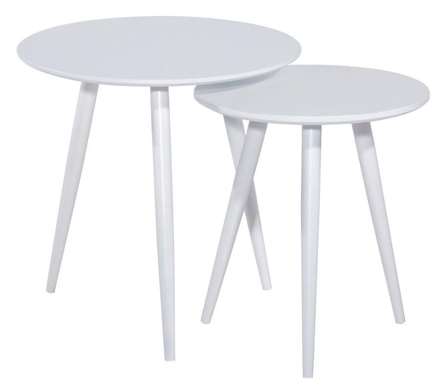 Casarredo Konferenční stolky CLEO bílý