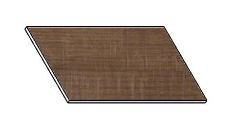 Kuchyňská pracovní deska 40 cm - dub balara