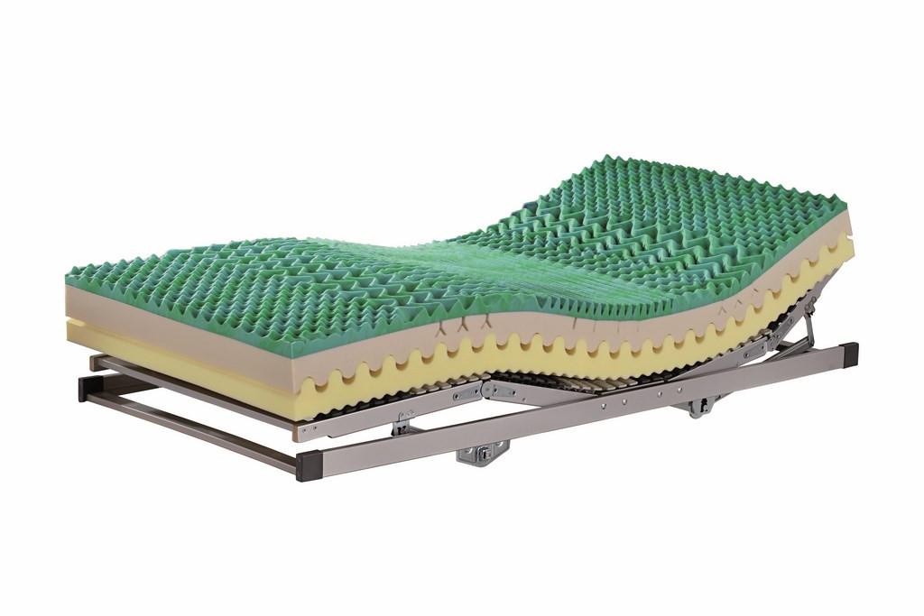 Casarredo Matrace VISCO Premium II 90 cm potah SNOW