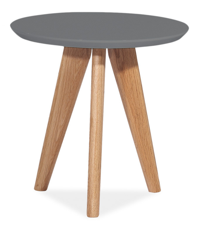 Casarredo Konferenční stolek MILAN S1 šedý
