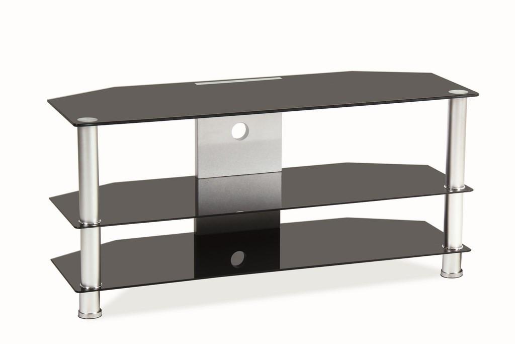 Casarredo Televizní stolek TV-032 - černý