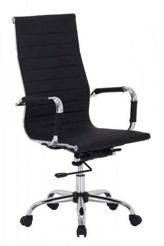 Kancelářská židle Q-040 eko černá
