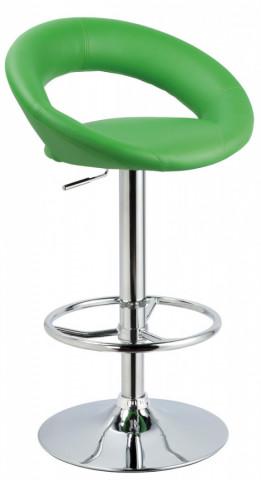 Barová židle KROKUS C-300 zelená