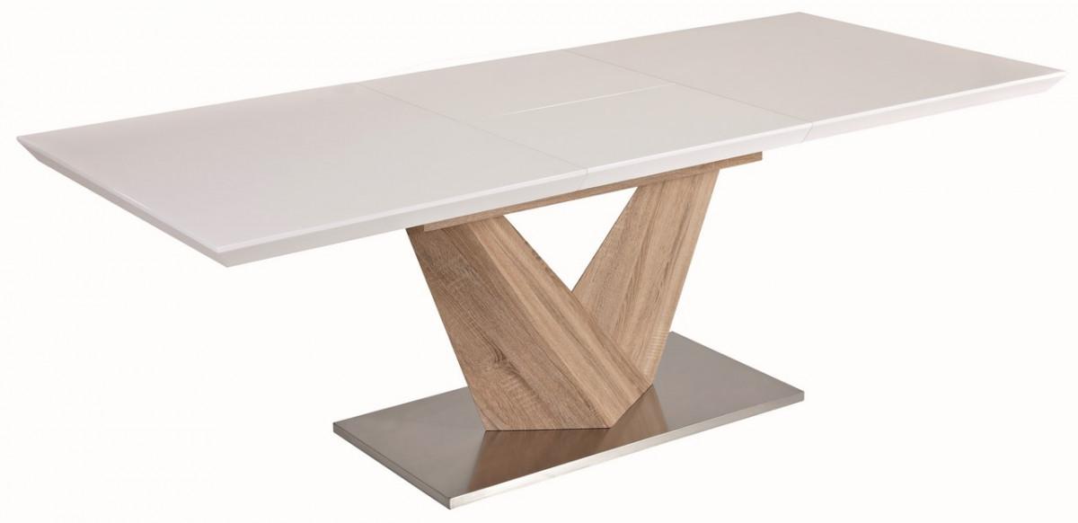 Casarredo Jídelní stůl ALARAS rozkládací 160x90