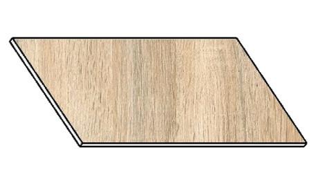 Casarredo Kuchyňská pracovní deska 120 cm dub sonoma