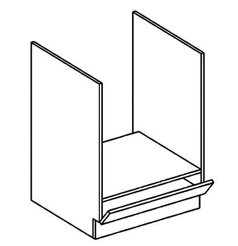 Casarredo DK60 skříňka na vestavnou troubu PREMIUM de LUX olše