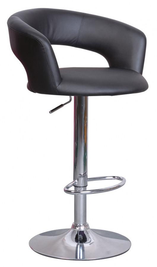 Casarredo Barová židle KROKUS C-328 černá