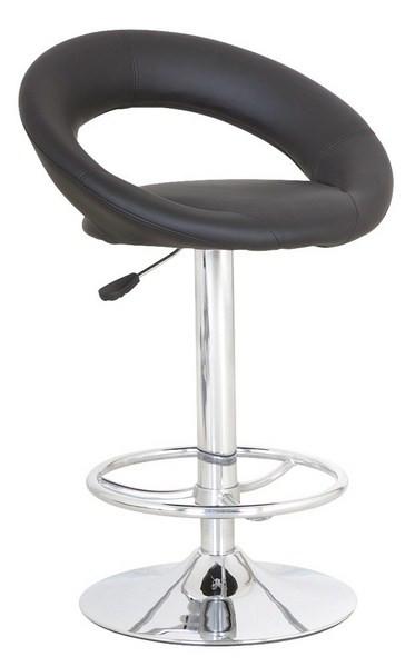 Casarredo Barová židle KROKUS C-300 černá