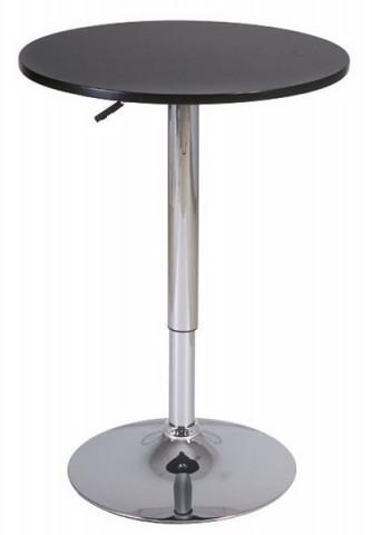 Barový stolek B-500 černý
