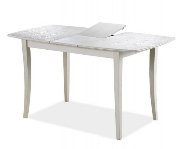 Jídelní stůl MARTINA Bianco rozkládací