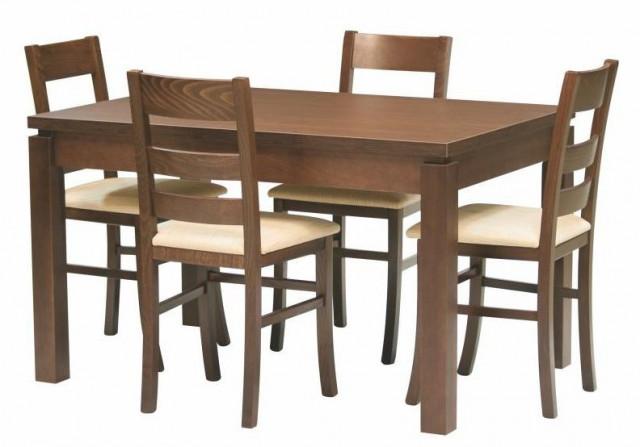 Jídelní židle Lori zakázkové provedení č.2