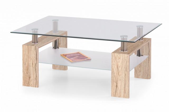 Konferenční stolek Diana Max, dub san remo