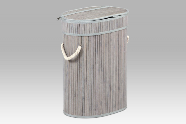 Prádelní koš bambusový KD4403