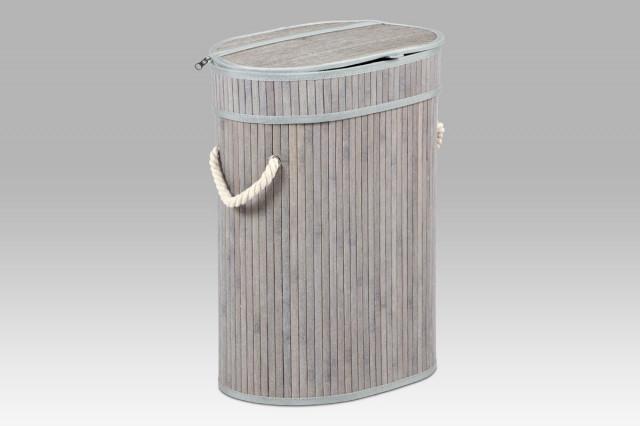 Prádelní koš bambusový KD4402